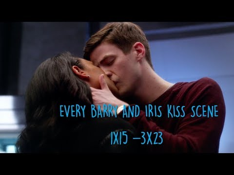 All Barry and Iris kisses [1x15 - 3x23] [WESTALLEN]
