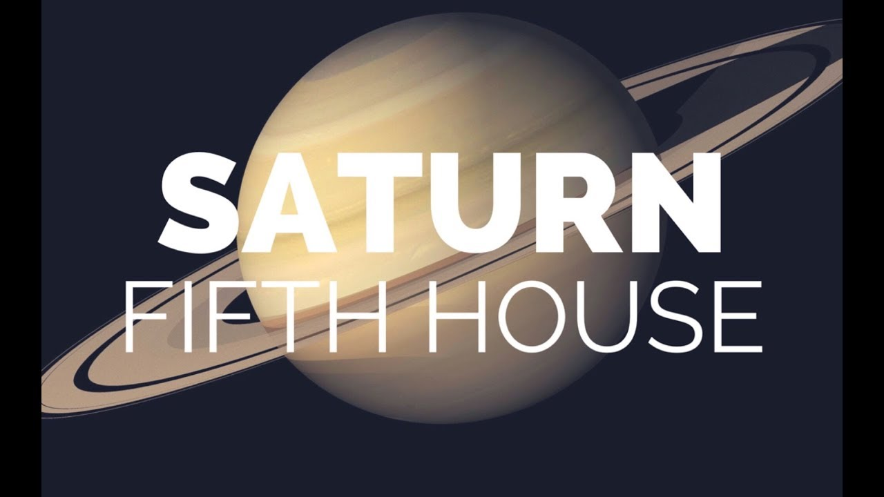 Saturn In The 5th House/Capricorn Ruling The 5th House | Hannah's Elsewhere
