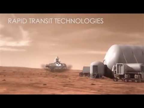 Nuclear Thermal Space Propulsion Systems - NASA NERVA video