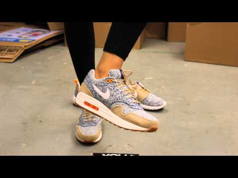 Women's Air Max 1 Premium Liberty Pack- On Feet Video @ Exclucity