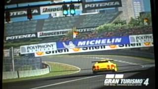 Gran Turismo 4: Lister Storm V12 Race 3