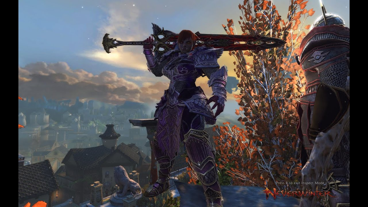 Great Weapon Fighter Neverwinter Build