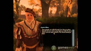 Drakensang: Řeka času (Radon Labs) [GamesWeb.sk gameplay video] - PC