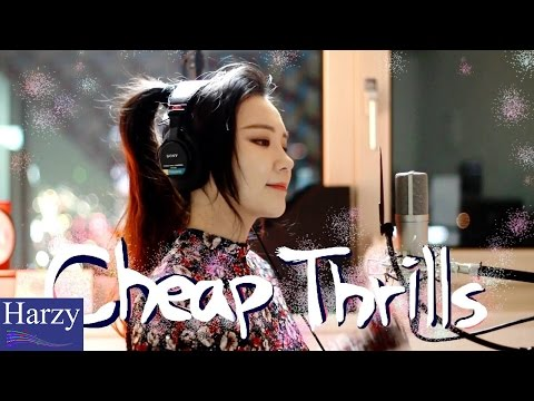 Cheap Thrills + Down (Cover by J.Fla) [1 Hour Version]
