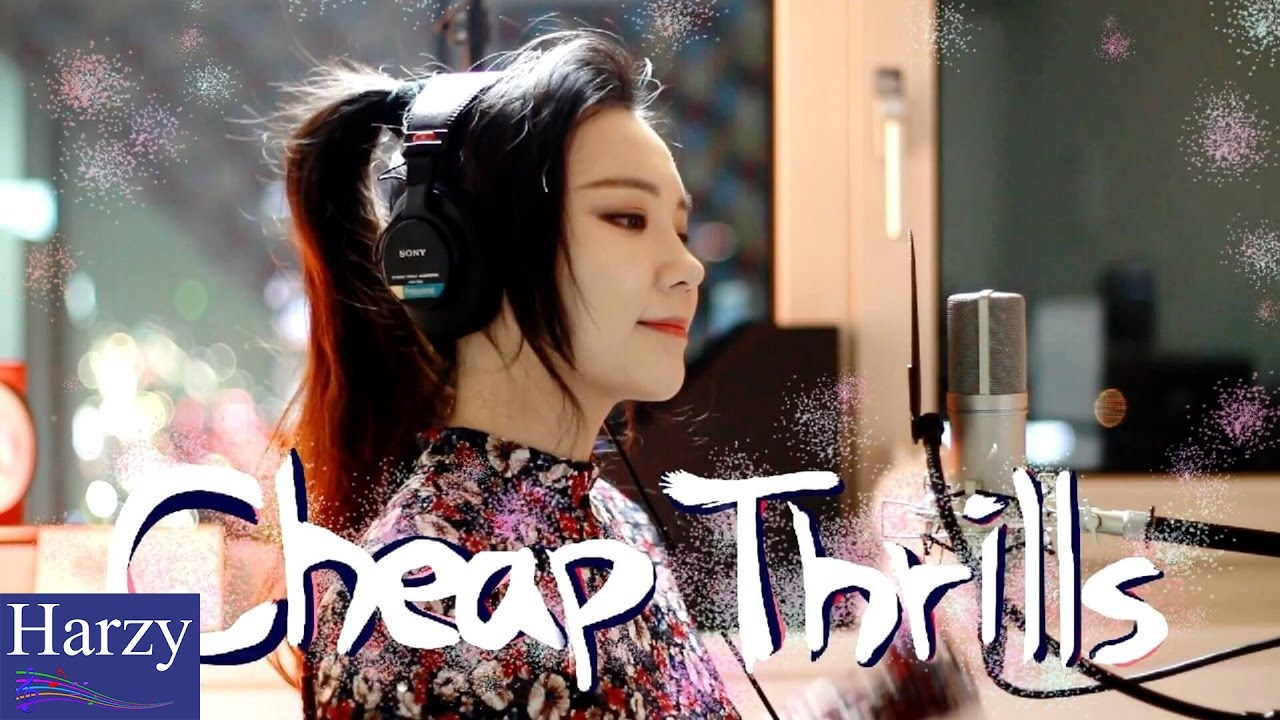 Cheap Thrills + Down (Cover by J.Fla) [1 Hour Version