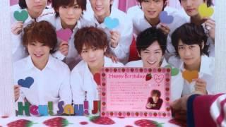 山田涼介 Happy Birthday♡♡ 涼介のはぴば動画なのに こんなに短くて申し...