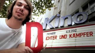 Kinopremiere von Dichter und Kämpfer mit Unter anderen Jonas!