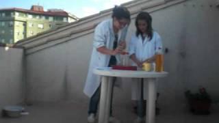 Efervescencia y espuma