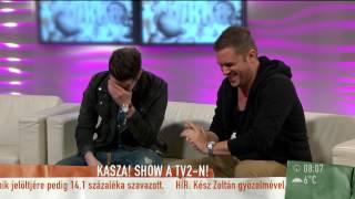 Kasza Tibi és Király Viktor egy alkalommal párt cserélt? - 2015.02.23 - tv2.hu/mokka