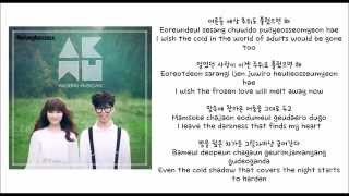 Removed audio, gets blocked otherwise. lyrics: http://bamsaranghaee.blogspot.nl/2014/04/akdong-musician-akmu-melted-hangul.html hangul: daum romanization: my...