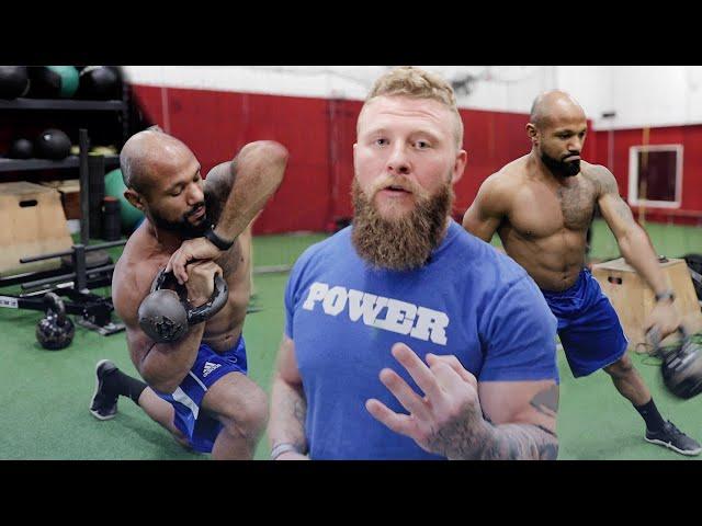 3 Kettlebell Exercises for Rotational Power and Endurance | Phil Daru