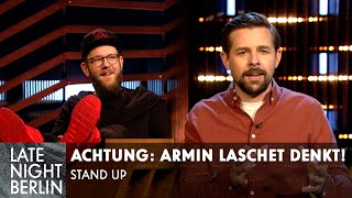 Brückenlockdown, Blackfacing beim BR & Seehofers Impf-Scheu | Stand Up | Late Night Berlin