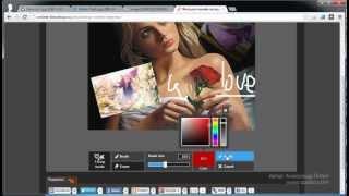 как сделать простой коллаж в фотошопе онлайн