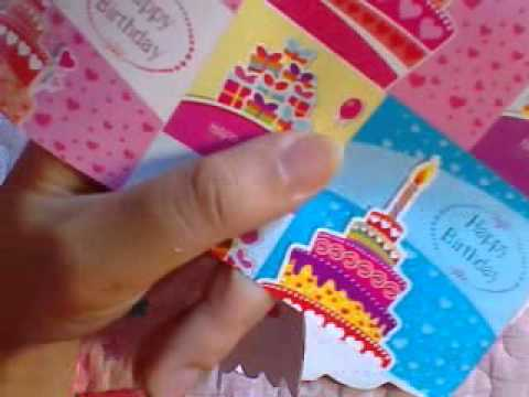 How To Make A Birthday Card For Your Best Friend Part 3 Youtube