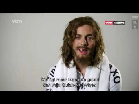 Funny imitation of Peter Sagan's interview with Sporza