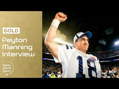 Young Peyton Manning on Trans World Sport