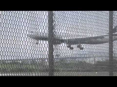 Windy Philadelphia Airport Spotting 5 14 14