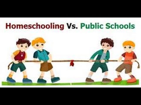 Public School vs. Homeschool, What are the Differences?