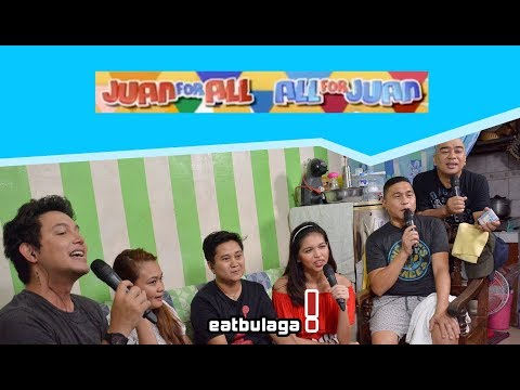 Juan For All, All For Juan Sugod Bahay | April 13, 2018