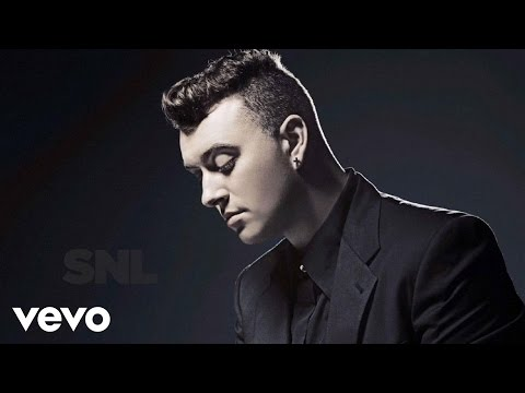 Sam Smith - Lay Me Down  on SNL