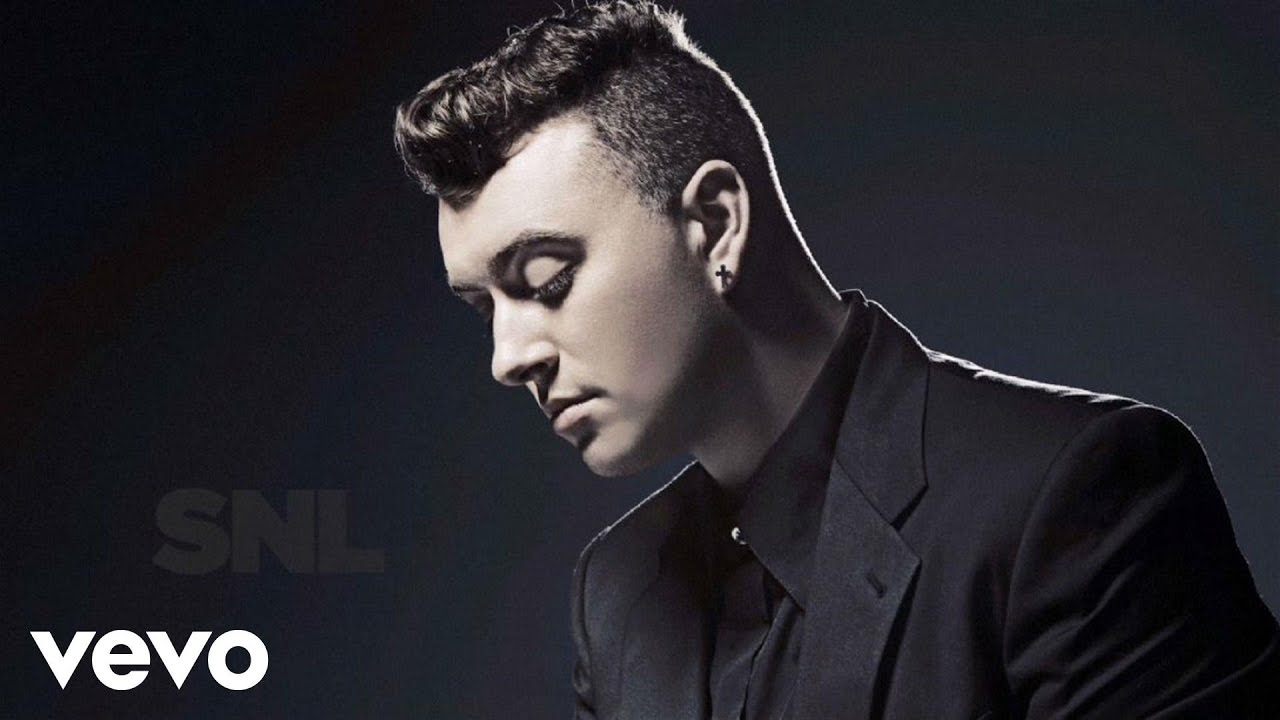 Sam Smith Lay Me Down Live on SNL YouTube
