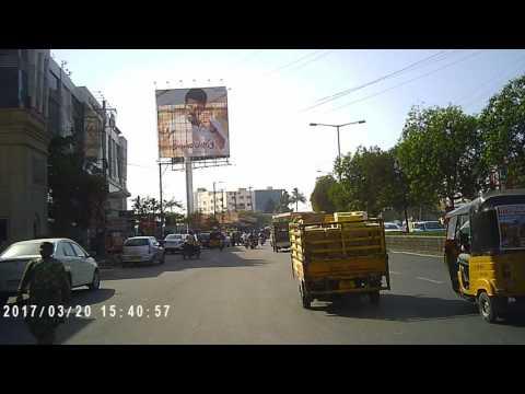Shaikpet Area Hyderabad Video