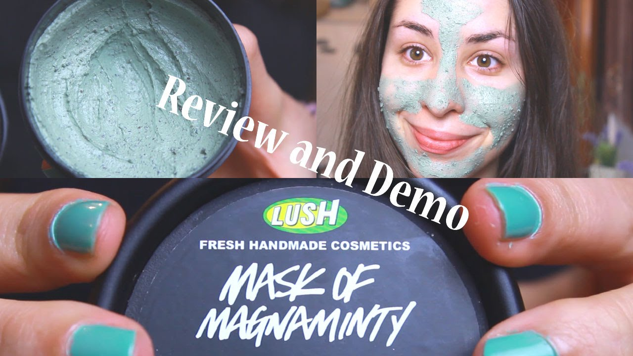 Mask Of Magnaminty Face And Body Mask by lush #5