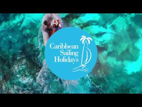 Caribbean Yacht Charter - promo video of Mopion, St Vincent and the Grenadines.