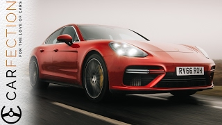 porsche panamera turbo there s no such thing as too much power carfection