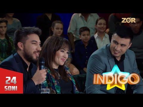 Indigo 24-soni (08.11.2017)