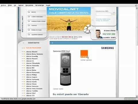 Liberar Samsung U900 Soul en Movical Net