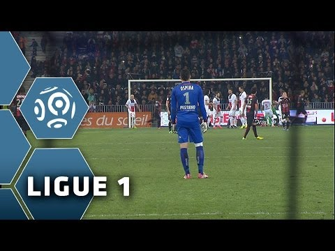 The best actions of Nice vs PSG (0-1) - Ligue 1 - 2013/2014