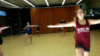 Ladybirds 2016 Auditions Promo