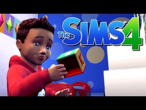 BLi BEDRE KJENT MED KEViN! | Norsk The Sims 4 | #52