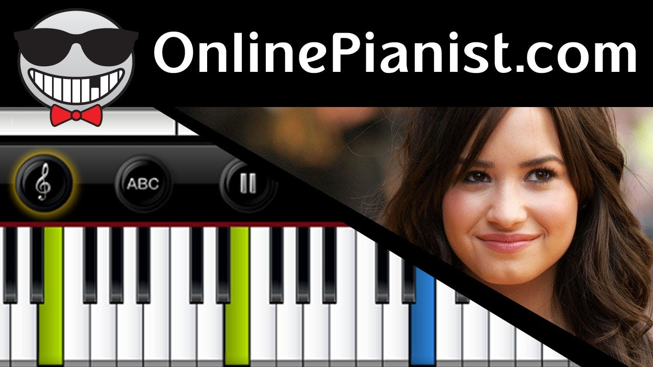 Demi lovato warrior demi album piano tutorial youtube demi lovato warrior demi album piano tutorial hexwebz Images