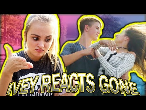 Thumbnail: Ivey Reacts to GONE by MattyBRaps!