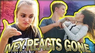 Ivey Reacts to GONE by MattyBRaps!