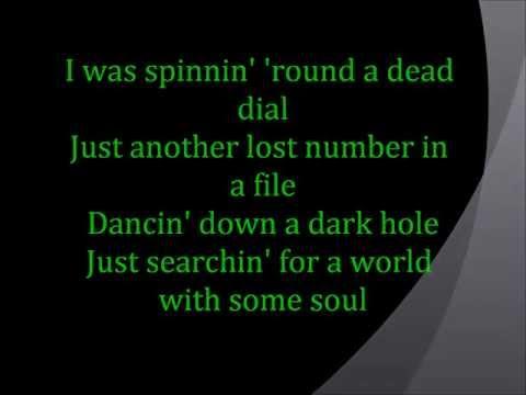 Bruce Springsteen Radio Nowhere (lyrics)