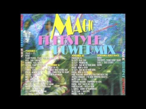 Hot dream Freestyle Power Mix 1 DJ Magic copy