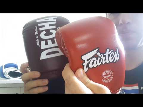 REVIEW 10 MUAY THAI BOXING GLOVES