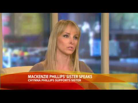 Chynna Phillips on Sister McKenzie's Incest