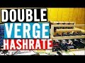 Double XVG Hashrate - AMD/Nvidia Dual Mining ETH + Verge - Claymore 11