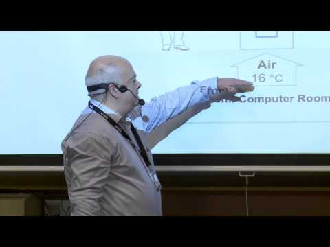 Gert Svensson: Liquid cooling and heat re-use experience in data centers