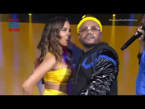 Black Eyed Peas e Anitta Rock In Rio 2019