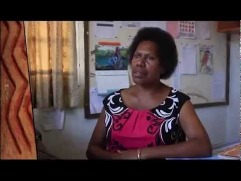 Women's Leadership in the Pacific - Vanuatu
