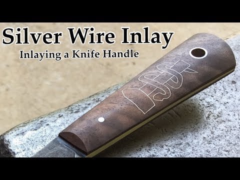Silver Wire Inlay