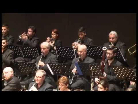 Conservatorio di Musica U Giordano   Inaugurazione a a 2016 17 Bolero - Maurice Ravel parte finale