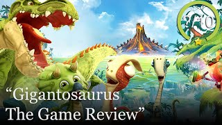 Gigantosaurus The Game Review [PS4, Switch, Xbox One, & PC] (Video Game Video Review)