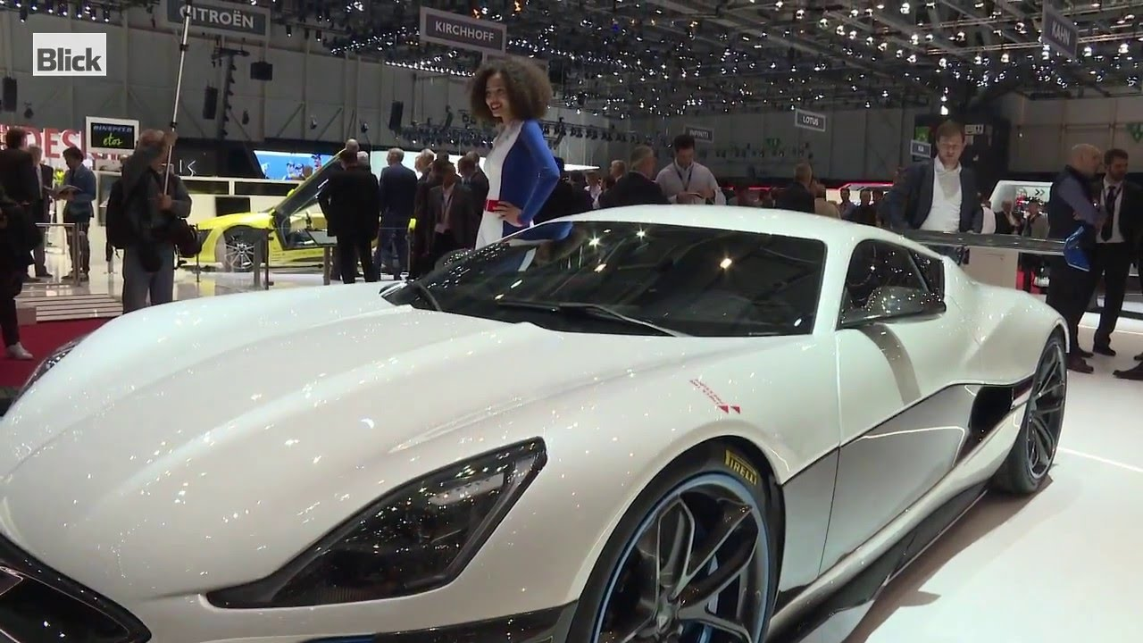 Genfer Autosalon 2016 Die Heißesten Sportwagen Neuheiten Youtube
