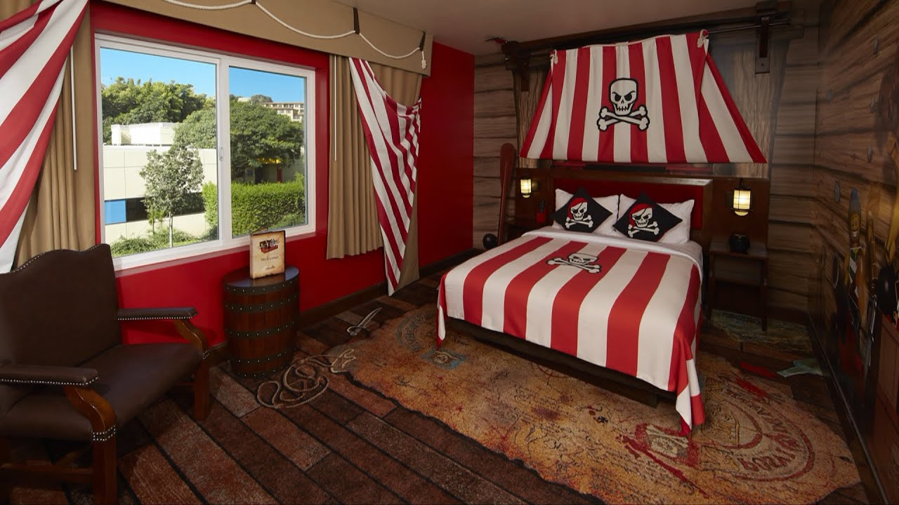 Disney Themed Hotel Rooms